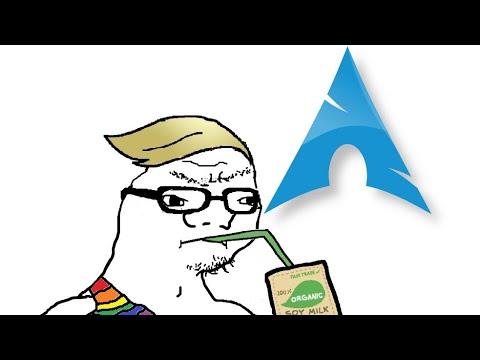 Fix your Terrible Hipster Distro when it Breaks (Arch/Artix)