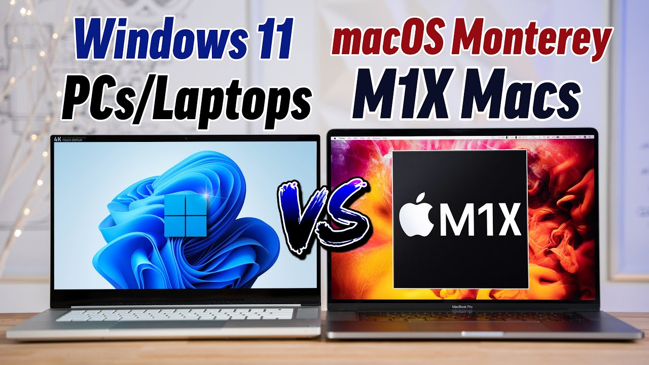 Windows 11 LEAK proves that Apple's M1X Macs will REIGN!