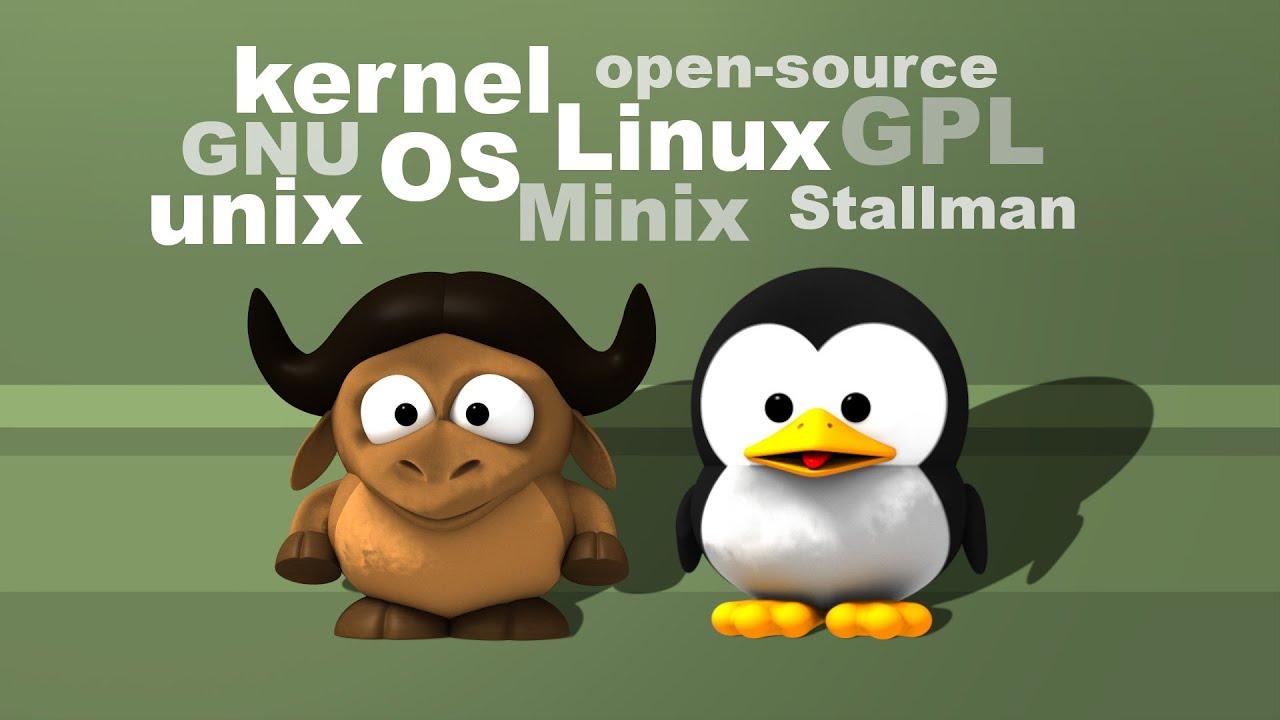 Breve storia di GNU/Linux e dell'open-source