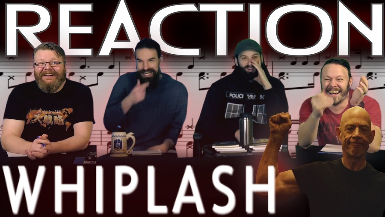 Whiplash - MOVIE REACTION!!