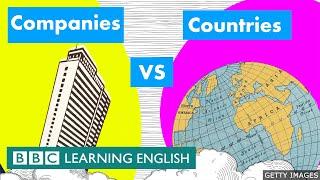 Big Business - Multinational Companies
