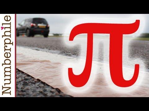Pi on Numberphile