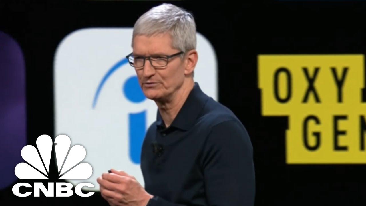 WWDC: Apple CEO Tim Cook Delivers Keynote