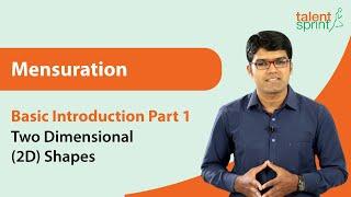 Mensuration | Quantitative Aptitude |TalentSprint Aptitude Prep | IBPS | SBI | SSC CGL | SSC CHSL | Railways | Insurance Exams |Competitive Exams 2020