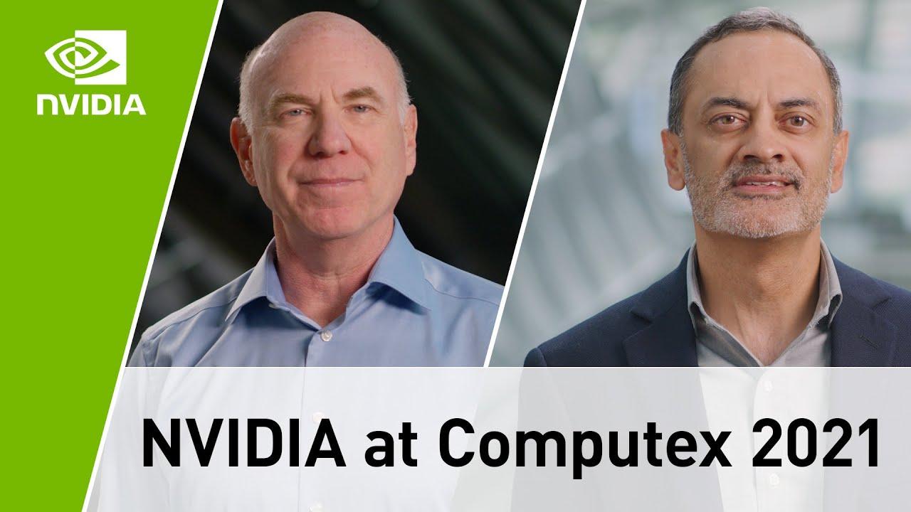 NVIDIA Executive Keynote   COMPUTEX 2021