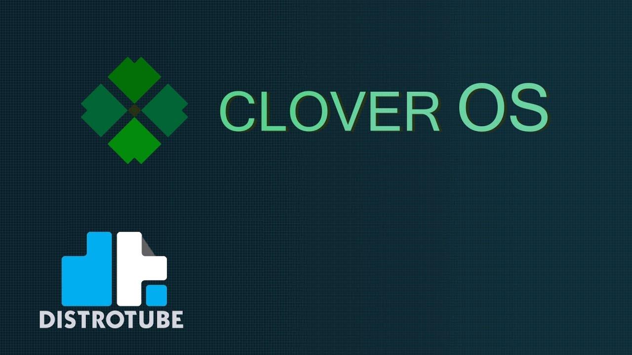A Quick Look At CloverOS GNU/Linux