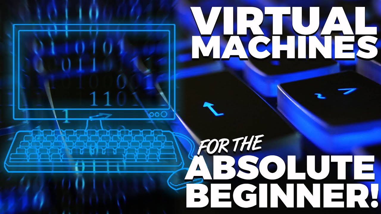 Virtual Computing for the Absolute Beginner  - Run Linux and Windows at the Same Time!!