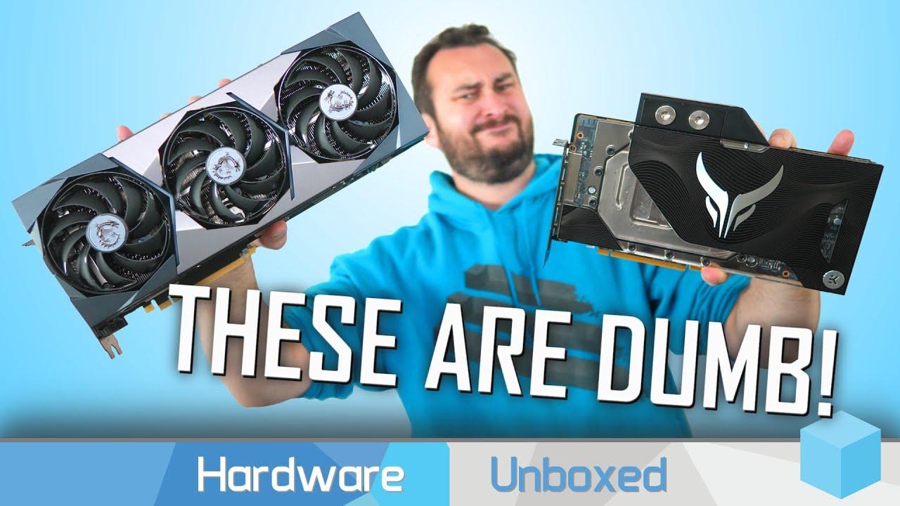 How to Waste Money: Fastest Radeon vs. Fastest GeForce Graphics Card