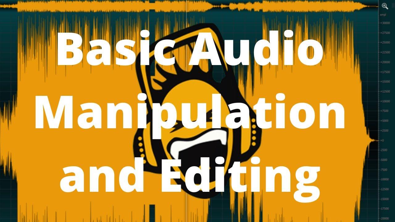ocenaudio - 3 - Basic Audio Manipulation and Editing