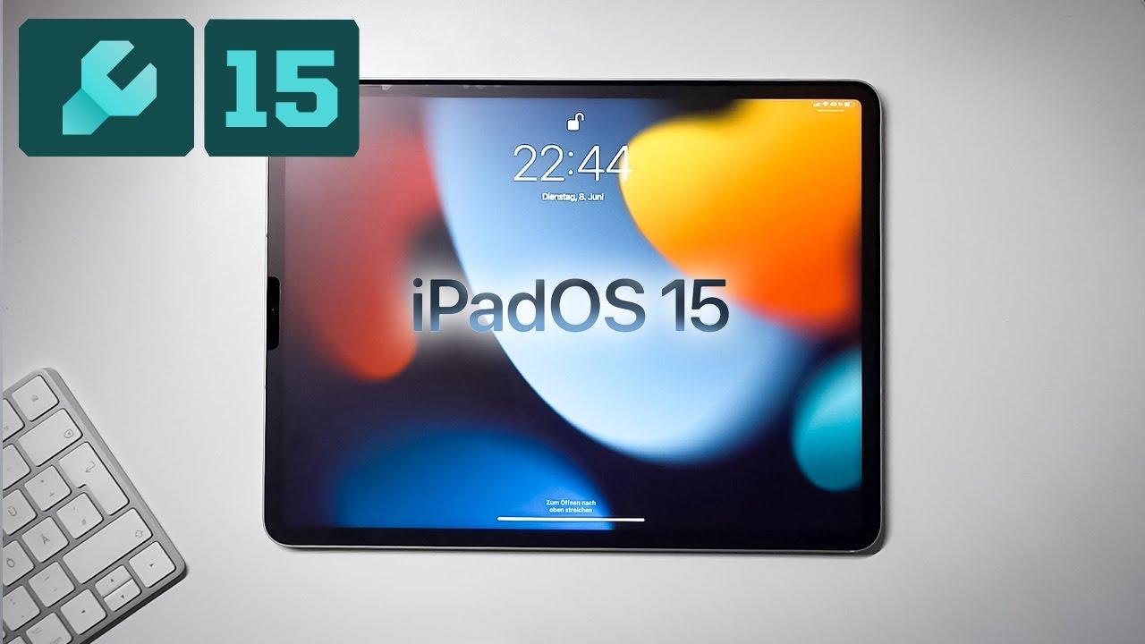 iPadOS 15 Beta - Neue Funktionen ausprobiert!