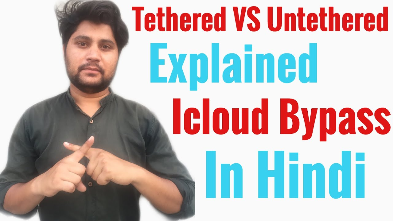 Tethered VS Untethered Jailbreak Explained Icloud Bypass Tool calls | Network | Free