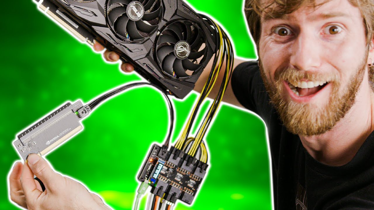 Nvidia gave us their internal tools… What could go wrong?