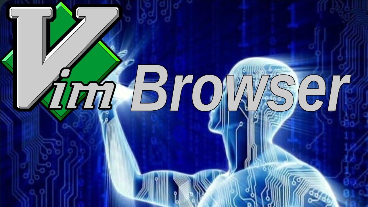 Vimb - A Minimal Browser with Vim like Bindings