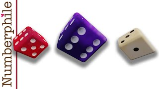 Dice Trick Trilogy on Numberphile