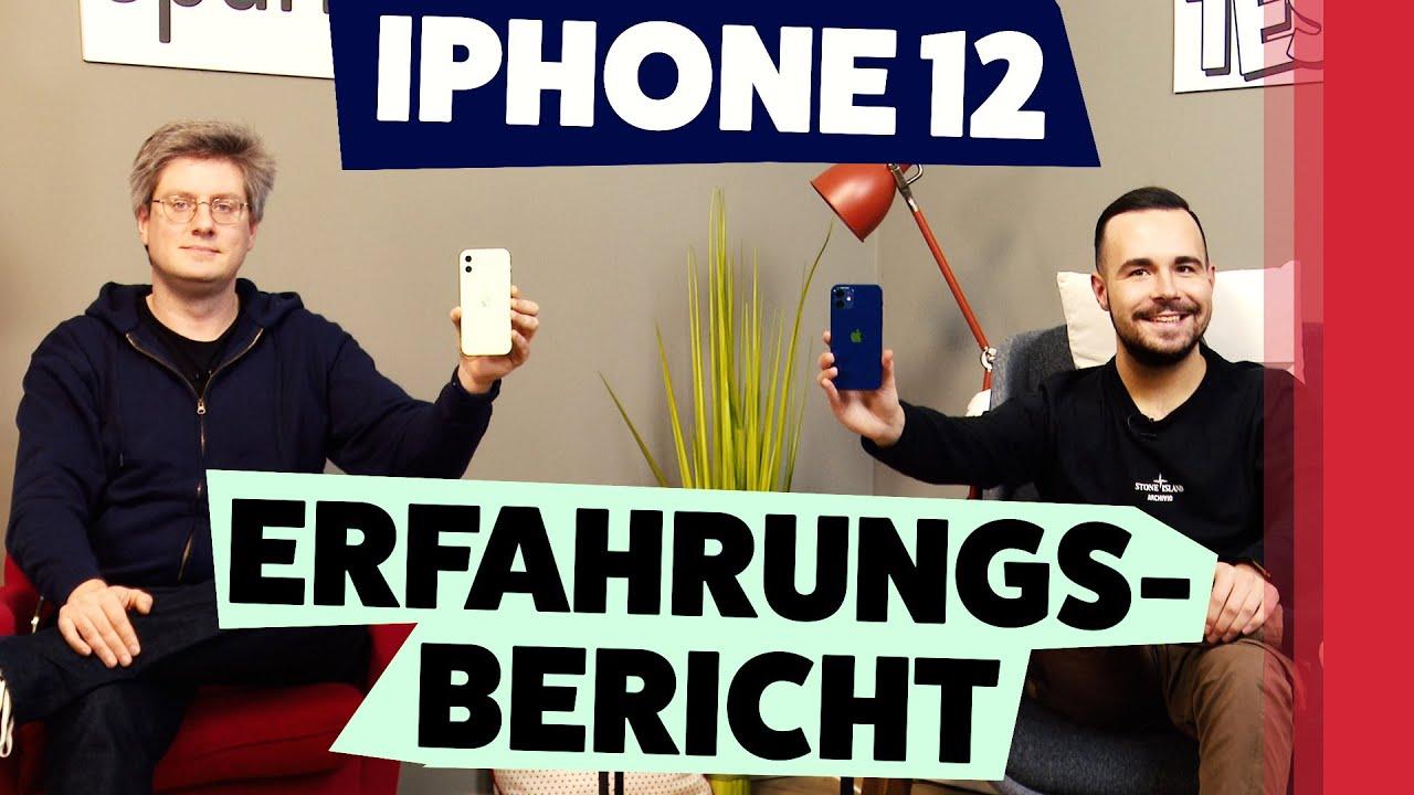 Apple iPhone 12 - Unser Erfahrungsbericht (Deutsch)