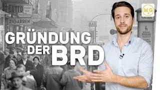 Gründung der Bundesrepublik und Wirtschaftswunder | Geschichte