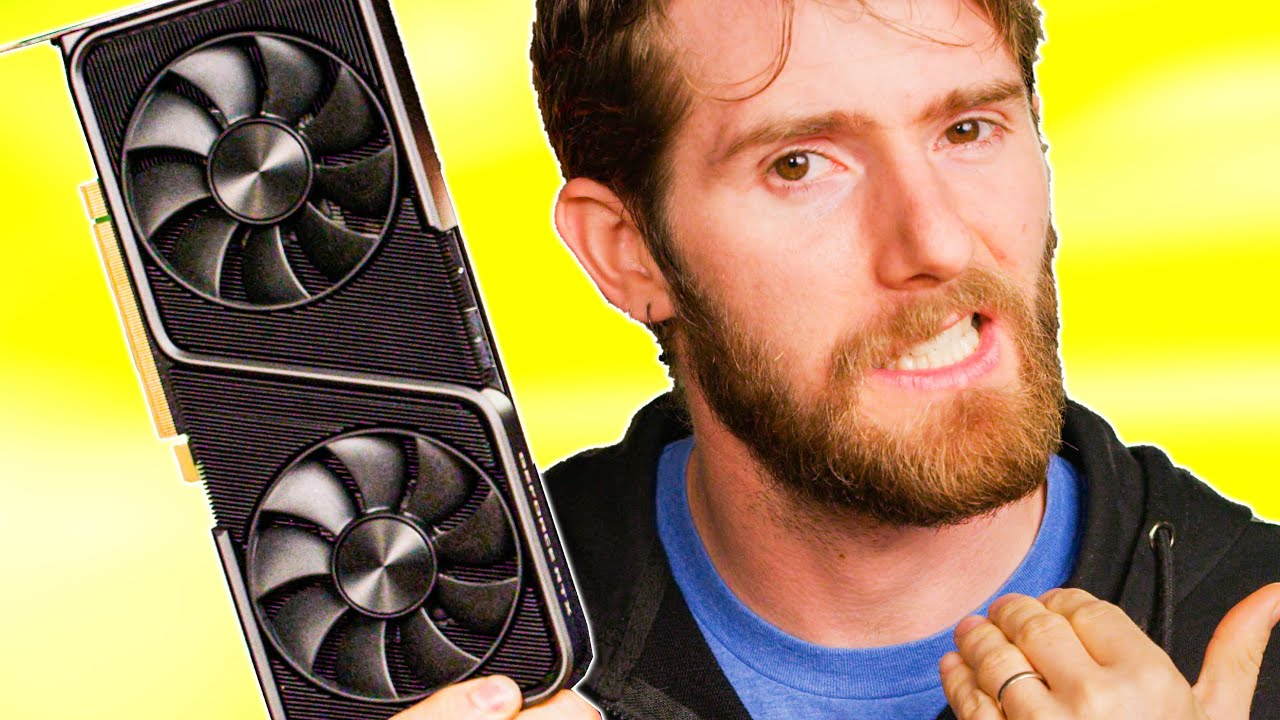 I'm DONE covering for NVIDIA - RTX 3070 Review