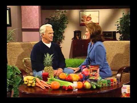 Jay Kordich's Living Health Program Show