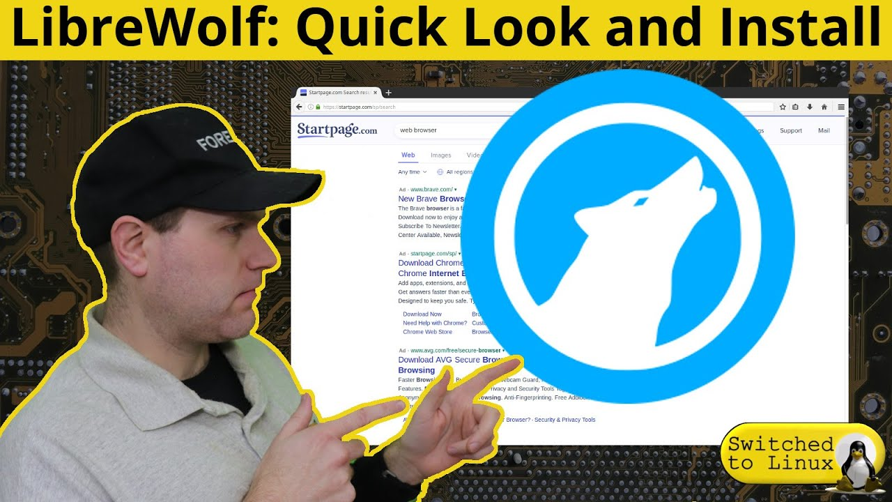 LibreWolf: Quick Look and Install on Linux Mint