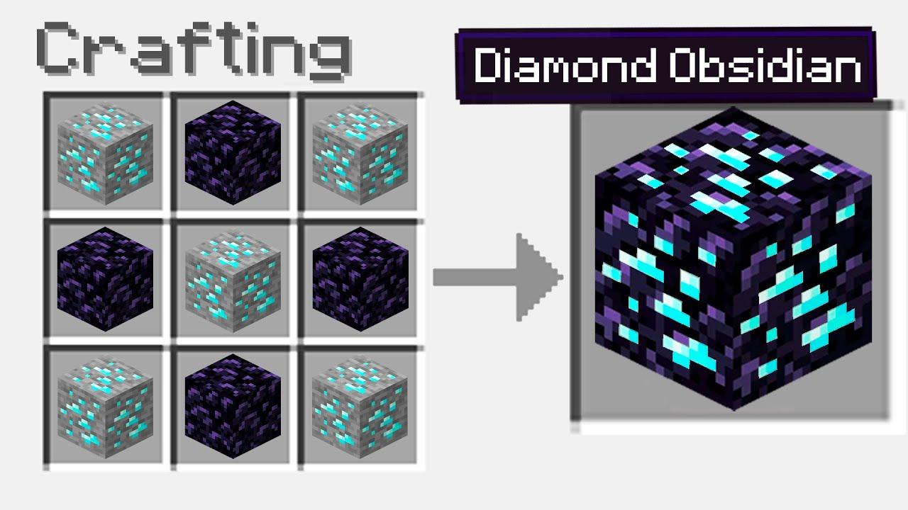 Crafting 9 More OP Blocks In Minecraft!