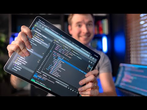 I tried coding on my iPad for 7 days
