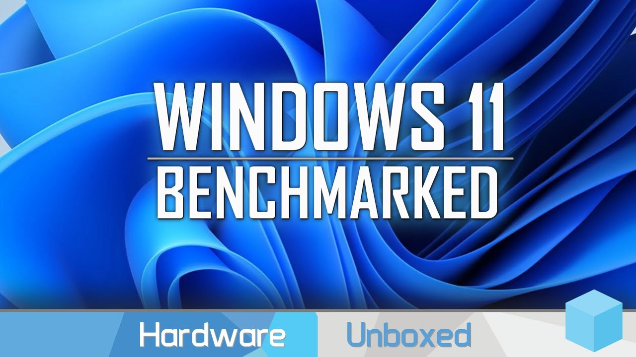 Windows 11 vs. Windows 10, Gaming and Application Benchmarks