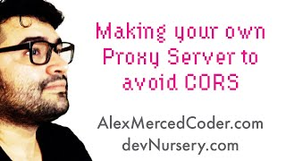 AM Coder - Making Your Own Proxy Server to Avoid CORS Errors