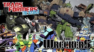 THE BASICS on THE WRECKERS