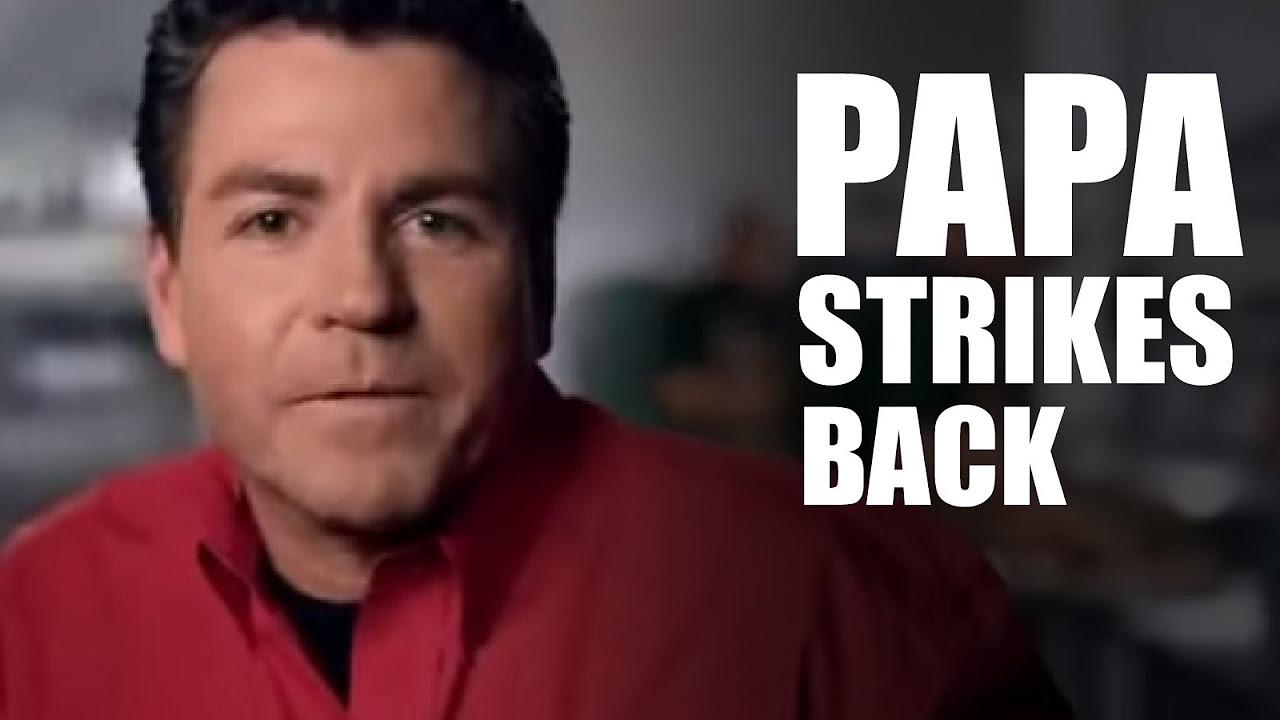 Papa Strikes Back