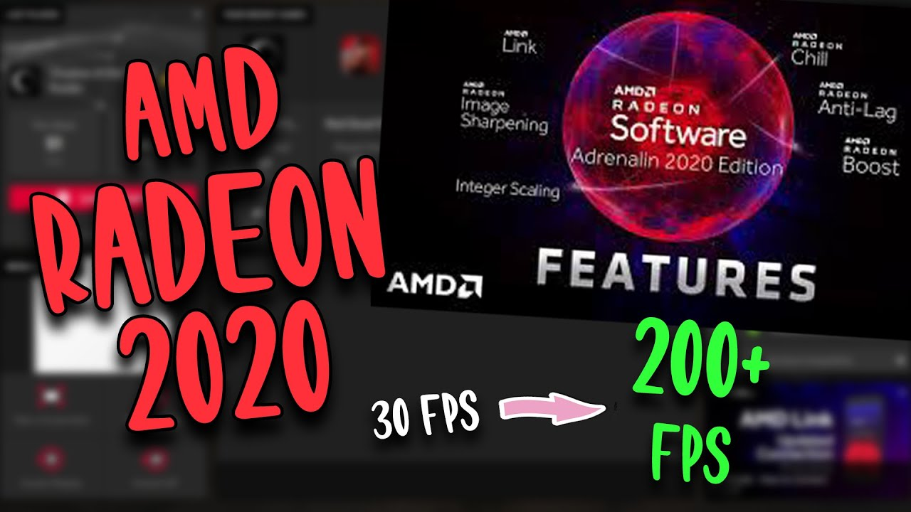 *NEW* 2020 AMD Radeon Adrenaline Settings [BOOST FPS/OPTIMIZE GPU] | HINDI-INDIA