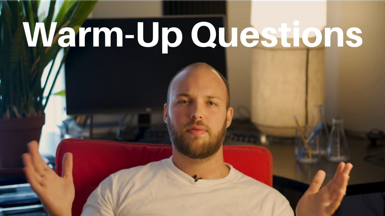 DevOps Interview Warmup Questions