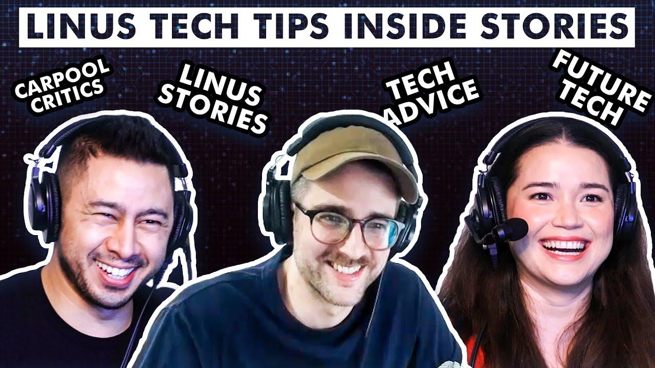 RILEY of Linus Tech Tips Interview Highlights!   Riley Murdock