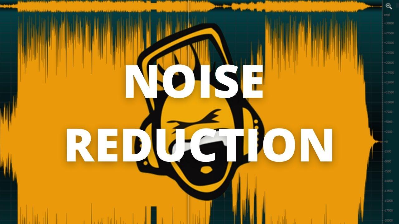 ocenaudio - 5 - Noise Reduction