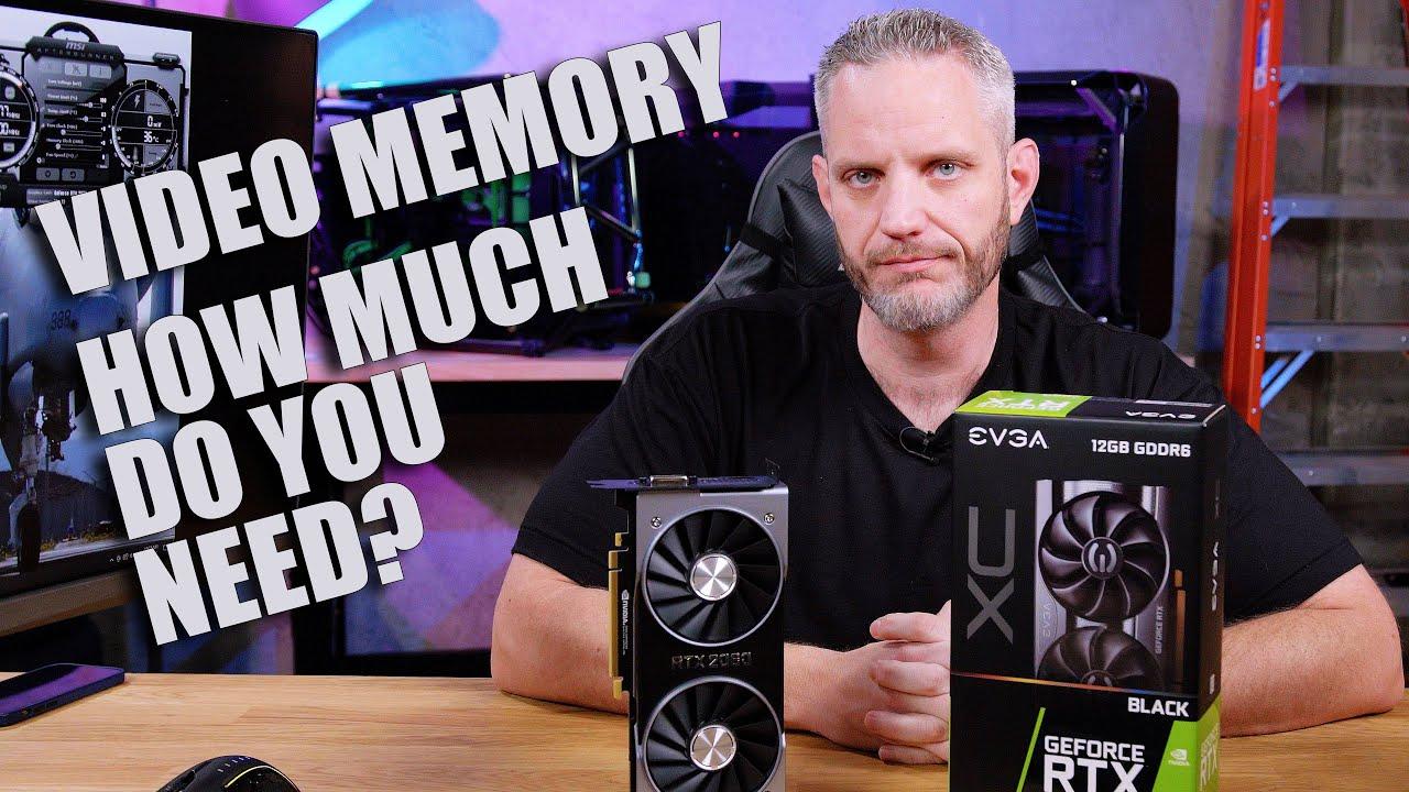 How much GPU Memory do you REALLY need?