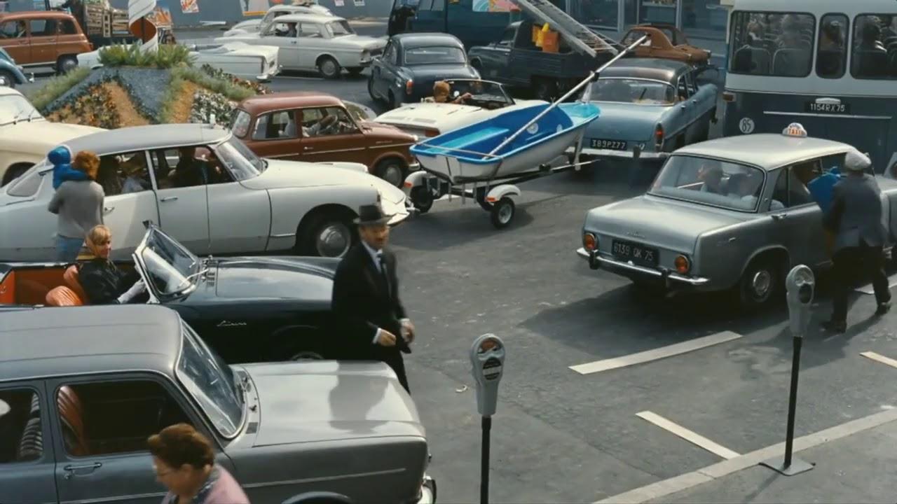 Playtime - Jacques Tati (1967)