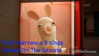 Favorite Characters Singing