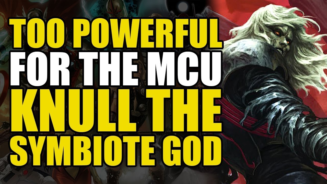 Too Powerful For Marvel Movies: Knull The Symbiote God | Comics Explained