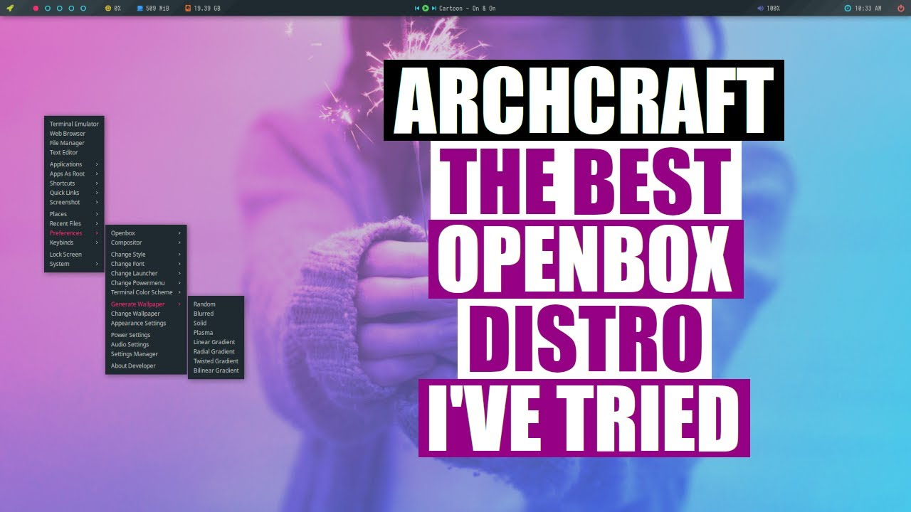 New Release of Archcraft OS. Will It Change My Mind?