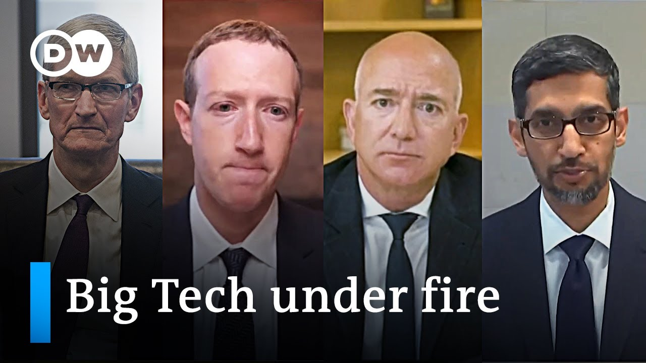 How dangerous is Big Tech? | DW Analysis
