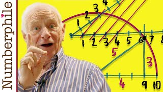 Johnny Ball on Numberphile