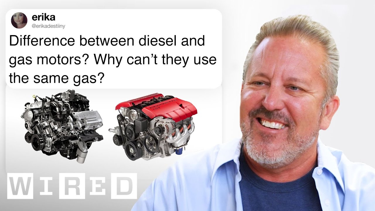 Fast & Furious Car Expert Answers Car Questions From Twitter | Tech Support | WIRED