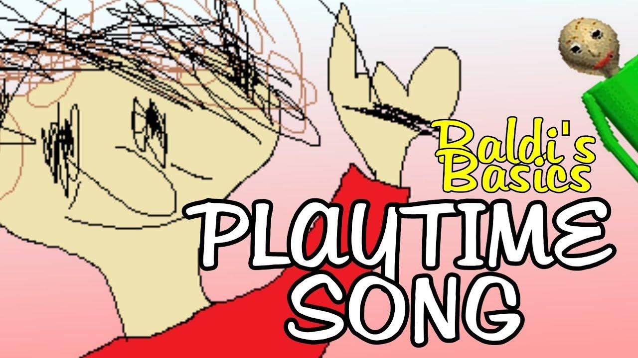 Playtime (Baldi's Basics song)