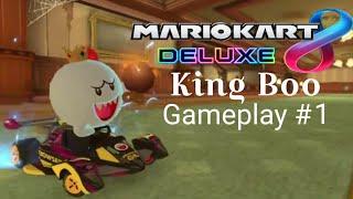 MK8D: King Boo Gameplays