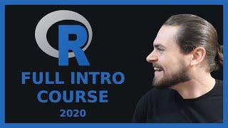 R Programming for Beginners   Complete Tutorial   R & RStudio