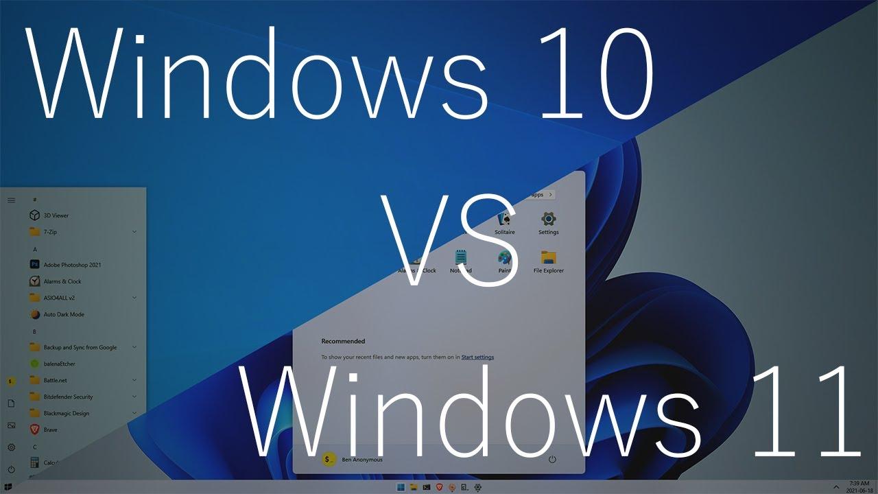 Windows 11 Benchmarks DESTROY Windows 10!
