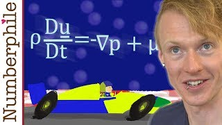 Navier-Stokes Trilogy - Numberphile