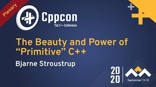 CppCon 2020 Plenary Talks