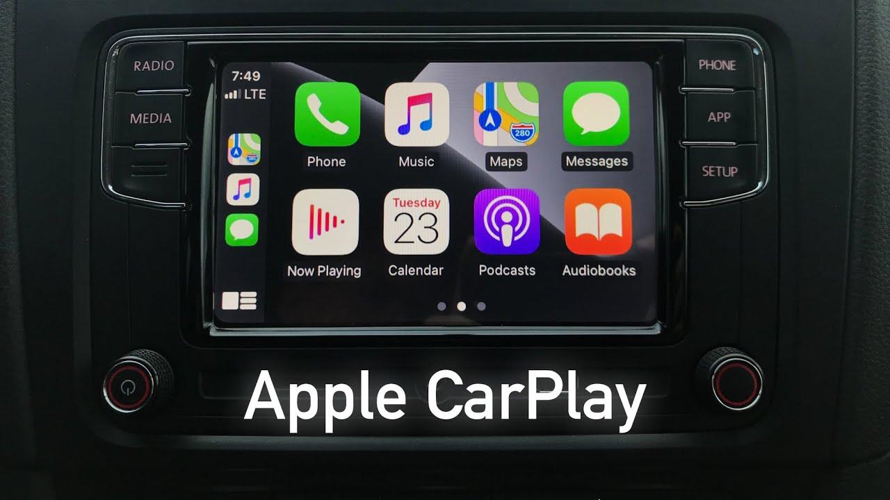 Apple CarPlay: An Overview