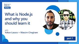 Beginner's Series to: Node.js