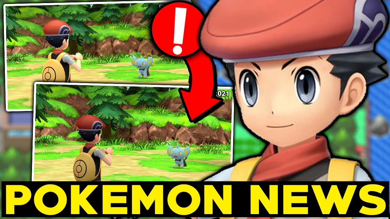POKEMON NEWS! Brilliant Diamond & Shining Pearl Graphics Update! Sword Shield & Leaker And More!
